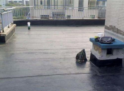 屋面防水维修