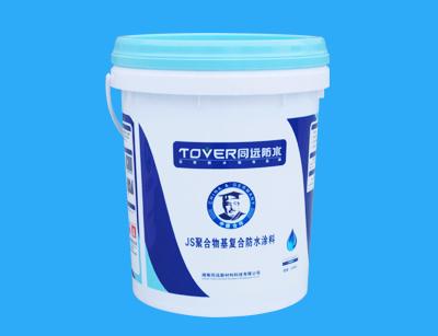 JS聚合物基复合防水涂料