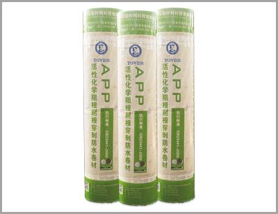 SBS/APP活性化学阻根耐根穿刺防水卷材